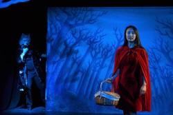 """""""Petit Chaperon Rouge (Le)"""", de Julien Gelas"""