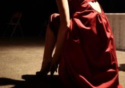 """""""Quand on est touché"""", d'après Le ravissement de Lol V Stein de Marguerite Duras"""
