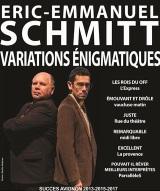 """""""Variations Enigmatiques"""", d'Eric-Emmanuel Schmitt"""