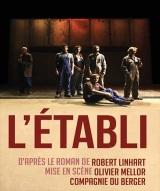 """Établi (L')"", de Robert Linhart"