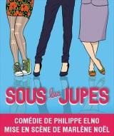 """""""Sous les jupes"""", de Philippe Elno"""