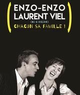 """""""Chacun sa famille !"""", de Pascal Mathieu, Romain Didier, Enzo Enzo, Laurent Viel"""