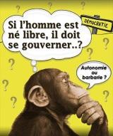 """""""Si l'Homme est né libre, il doit se gouverner"""", de Chantal Ray"""