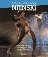 """""""Master Class Nijinski"""", de Faizal Zeghoudi"""