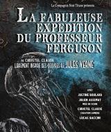 """""""Fabuleuse expédition du Professeur Ferguson (La)"""", de Christel Claude"""