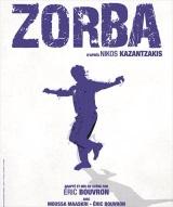 """""""Zorba"""", d'Eric Bouvron d'après Nikos Kazantzakis"""