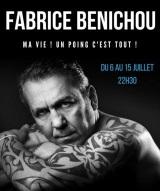 """""""Ma vie ! Un poing c'est tout !"""", de Fabrice Bénichou, Fabienne Barbier"""