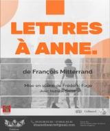 """""""Lettres à Anne"""", de François Mitterrand"""