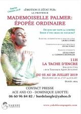 """""""Mademoiselle Palmer : épopée ordinaire"""", de Laura Lutard"""