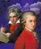 """""""Mozart Beethoven, le dialogue imaginaire"""", d'Alain Aubert"""