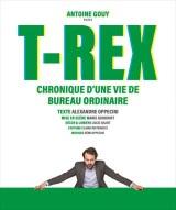 """""""T-Rex, chronique d'une vie de bureau ordinaire"""", d'Alexandre Oppecini"""