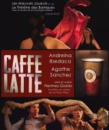 """""""Caffe Latte"""", d'Andreïna Ibedaca, Agathe Sanchez et Hermes Gaido"""