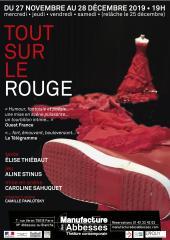 """""""Tout sur le rouge"""", d'Elise Thiébaut"""""""