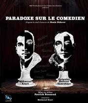 """""""Paradoxe sur le comédien"""""""