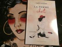 """Femme chat (La)"", de Fabrice Glockner"