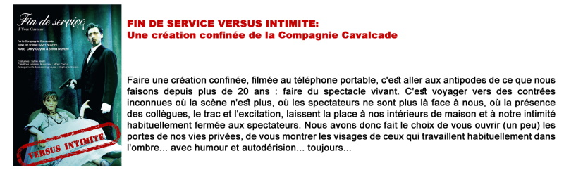 Compagnie CAVALCADE: Show must go on !