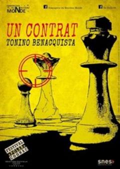 """""""Un contrat """", de Tonino Benacquista"""