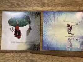 """Per Hominis II et III"", deux albums de Johanna Rittinier Sermier"