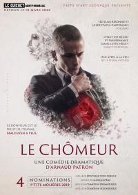 """Chômeur (Le)"", d'Arnaud Patron"